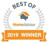Best of HomeAdvisor-2019 badge